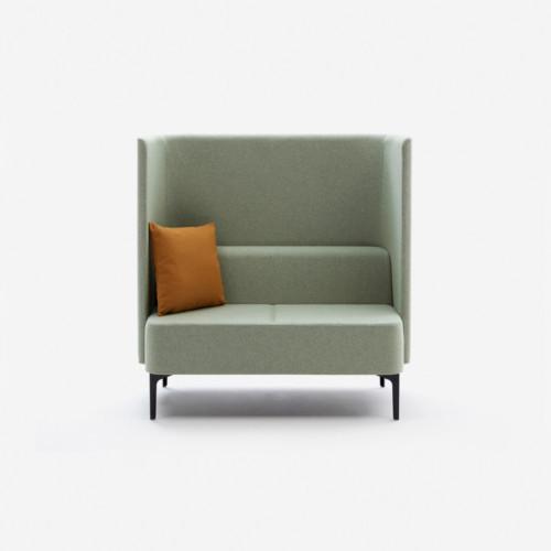 nauhgtone pullman kahdenistuttava sohva