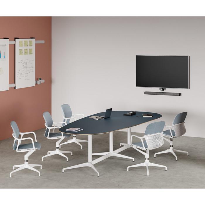 KT Interior - Herman Miller Civic neuvottelutilanpöytä