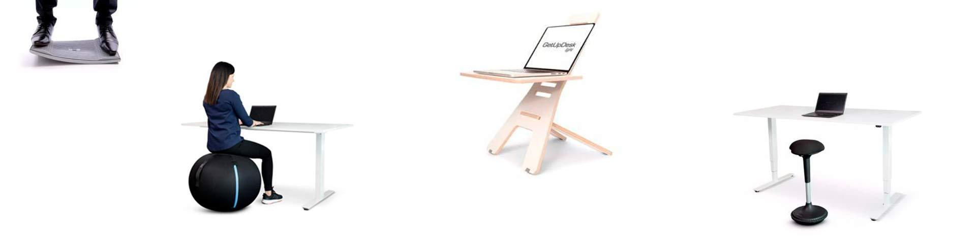 KT Interiorilta valikoima ergonomiatuotteita kotiin, toimistoon ja kotitoimistoon.