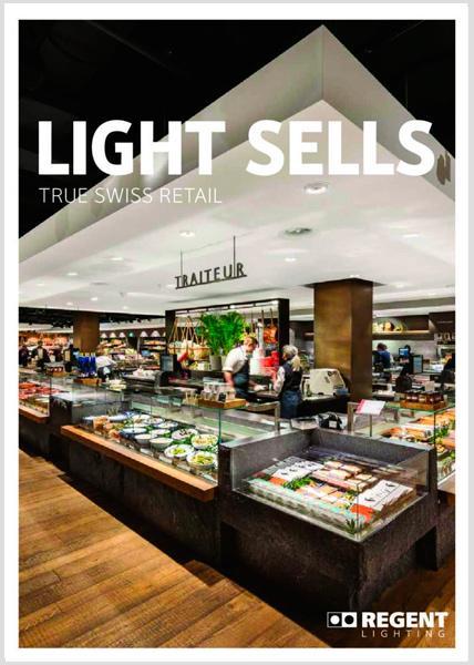 Regent light sells