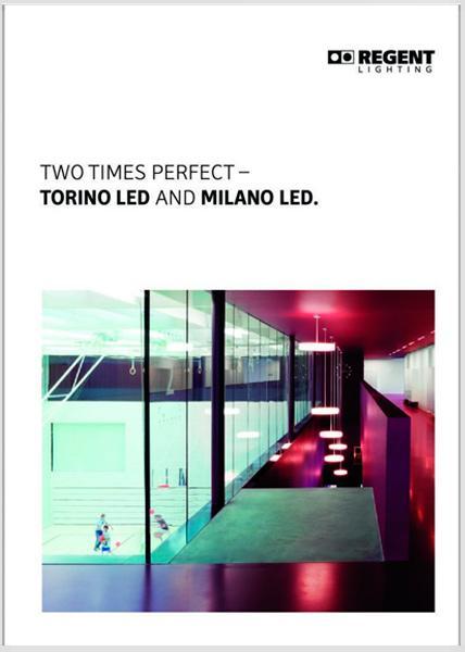 Regent torino led, Milano led