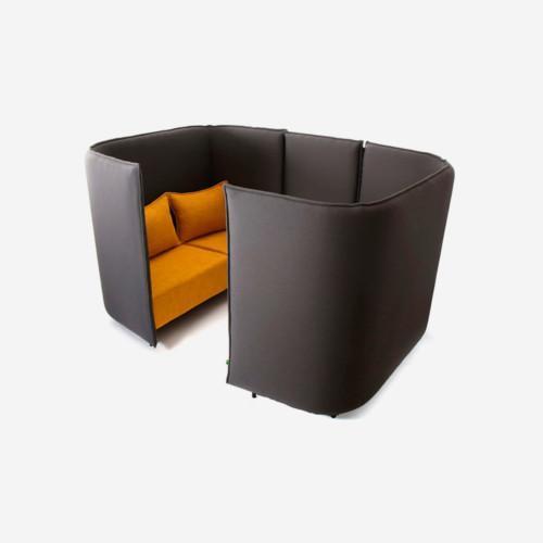 naughtone Cloud Plain booth sohva
