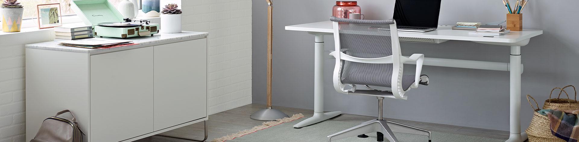 Herman Miller Setu, ergonominen työtuoli.